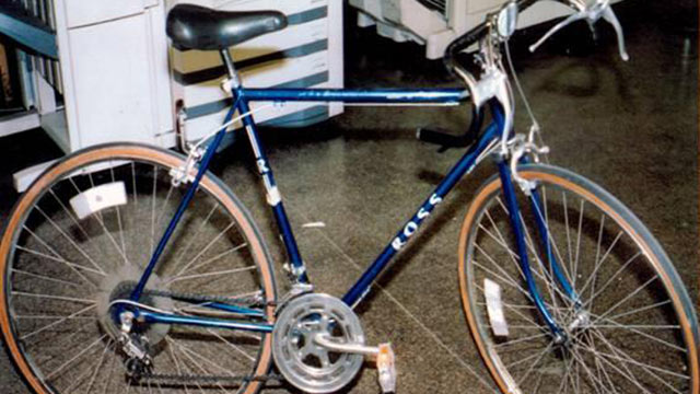 PHOTO: The FBI released this picture of the bicycle used by the suspect in the 2008 Times Square bike bombing.