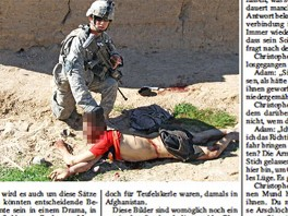 39 repugnant 39 pictures emerge of u s soldiers accused of for Spiegel crime