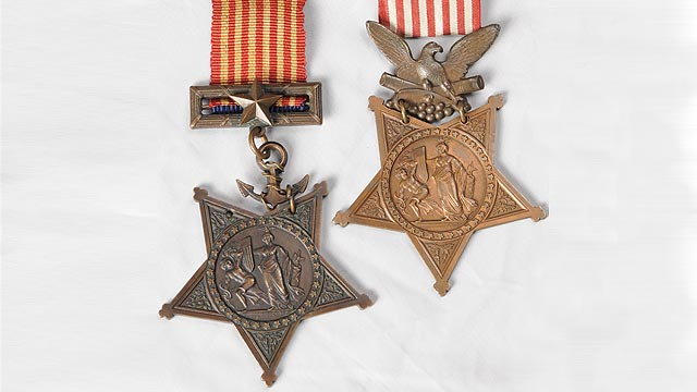 PHOTO:Create non-existent medals.
