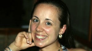 PHOTO Kate Puzey, a Peace Corps volunteer from Atlanta, Georgia, was killed in Benin, Africa, in March 2009. Her accused killer, now in prison and charged with murder, is a former fellow Peace Corps employee.