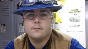 PHOTO Matt Gumbel, 34,