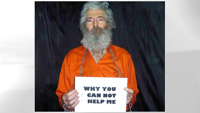 PHOTO: The family of Robert Levinson has released new images of the former FBI agent who was kidnapped in Iran in 2007.