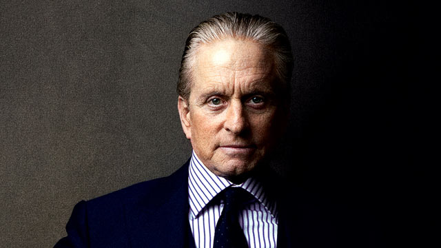 "PHOTO: Michael Douglas reprises his role as Gordon Gekko in ""Wall Street: Money Never Sleeps."""