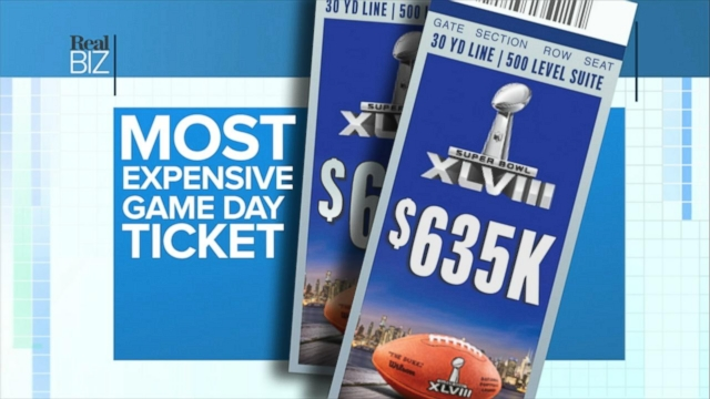 VIDEO: Super Bowl Super Spending