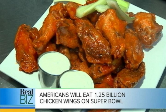 VIDEO: Finger Food for Super Bowl