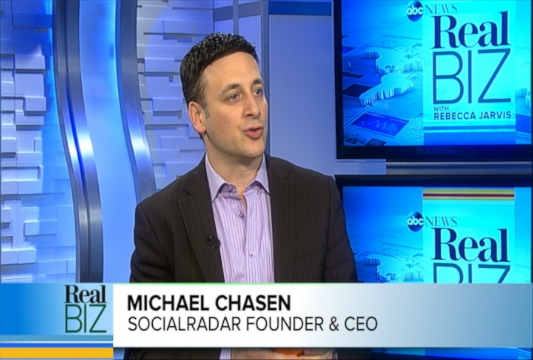 VIDEO: New App SocialRadar allows users to look up personal info on people nearby