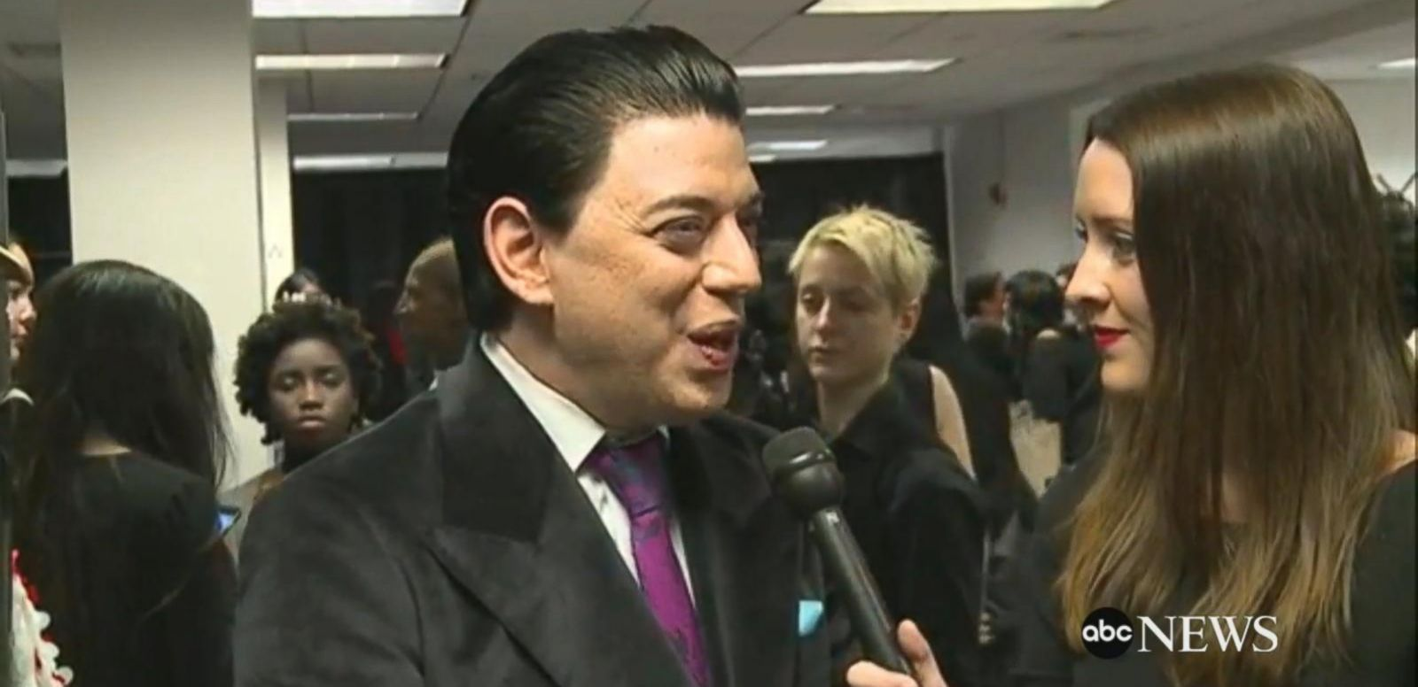 VIDEO: Malan Breton Talks Fashion Week