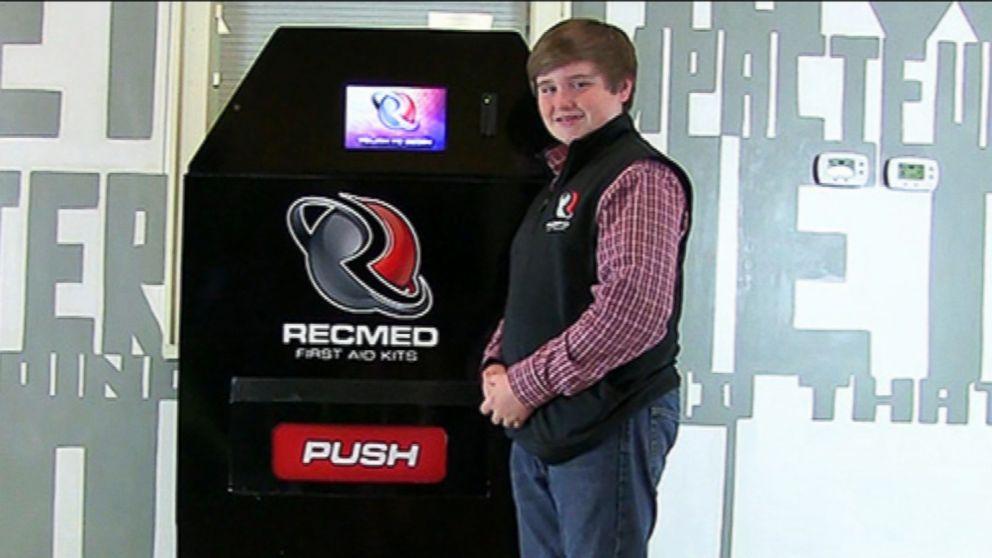 joe biden vending machine