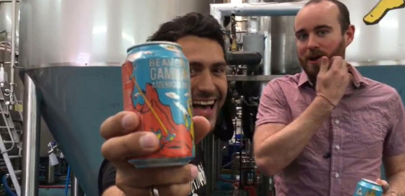 VIDEO: Inside Beavertown Brewery