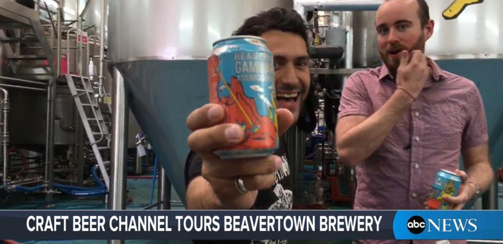 VIDEO: Inside Beavertown Brewery
