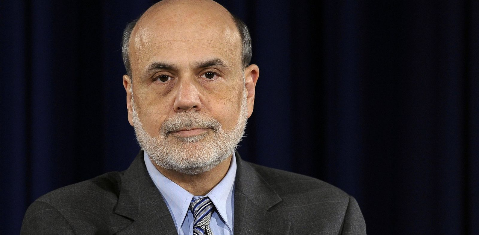 PHOTO: Federal Reserve Chairman Ben Bernanke
