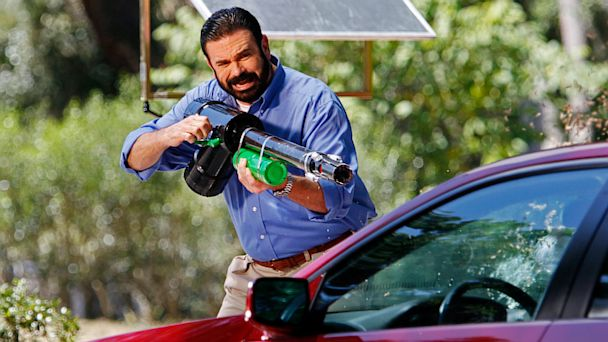 PHOTO: Pitch man Billy Mays f