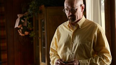 """PHOTO: Bryan Cranston as Walter White in a scene from """"Breaking Bad."""""""
