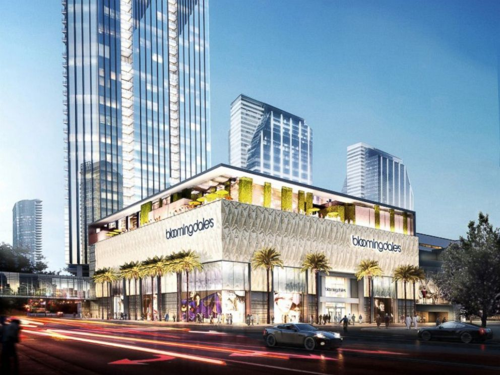 PHOTO: An artist rendering image of Bloomingdales at the Al Maryah Central in Abu Dhabi, United Arab Emirates, released by Gulf Related, Oct. 28, 2014.