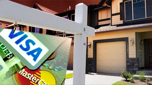 Credit cards and home loan advice.
