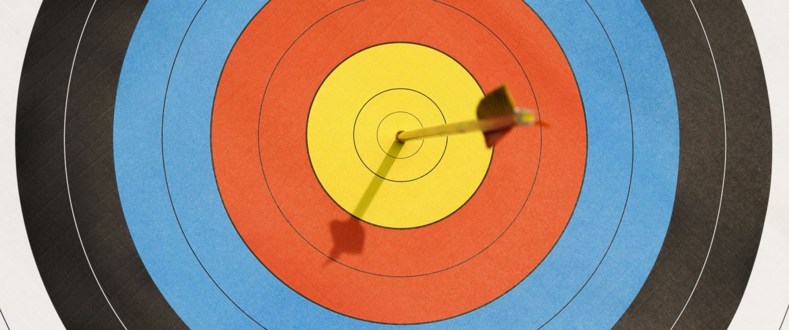 PHOTO: In this stock image, a bullseye is pictured.