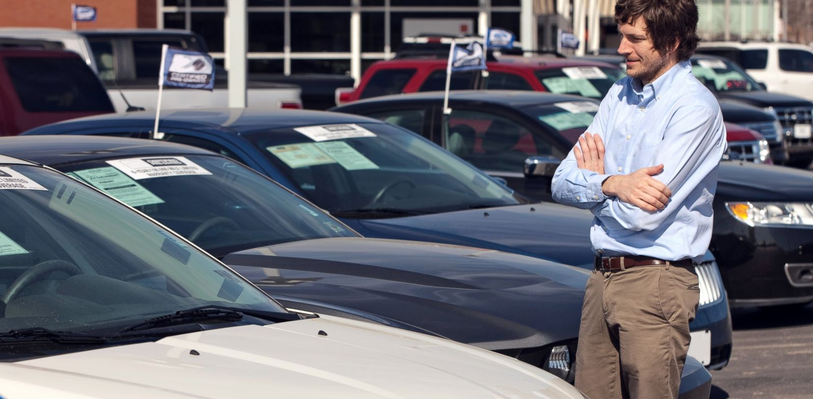 PHOTO: In some leases, gap insurance is built into the contract.