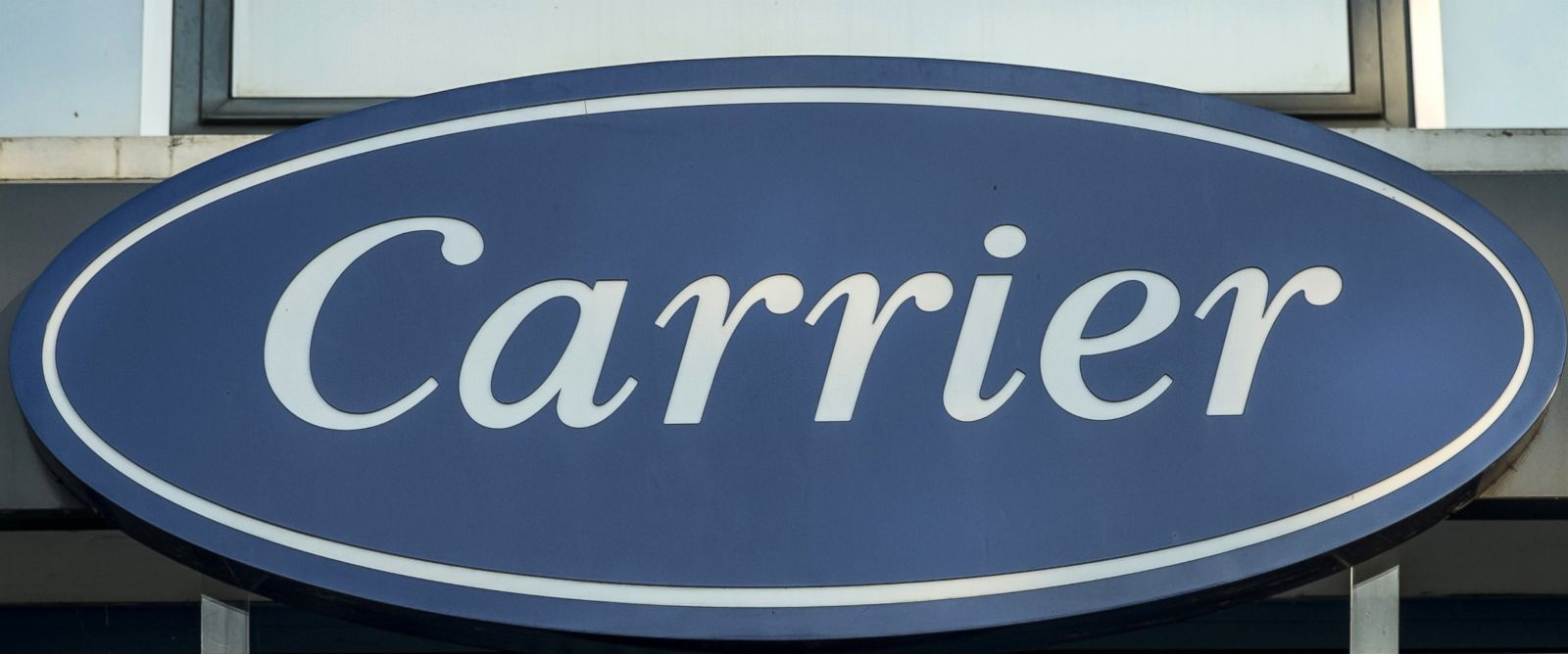PHOTO: The Carrier logo is pictured here in this undated file photo.