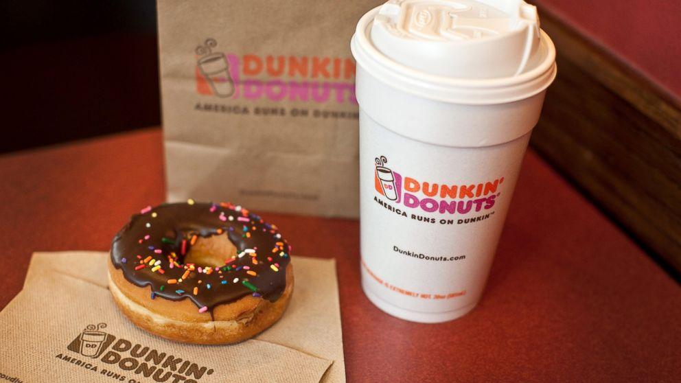 Dunkin Donuts Internet Cafe