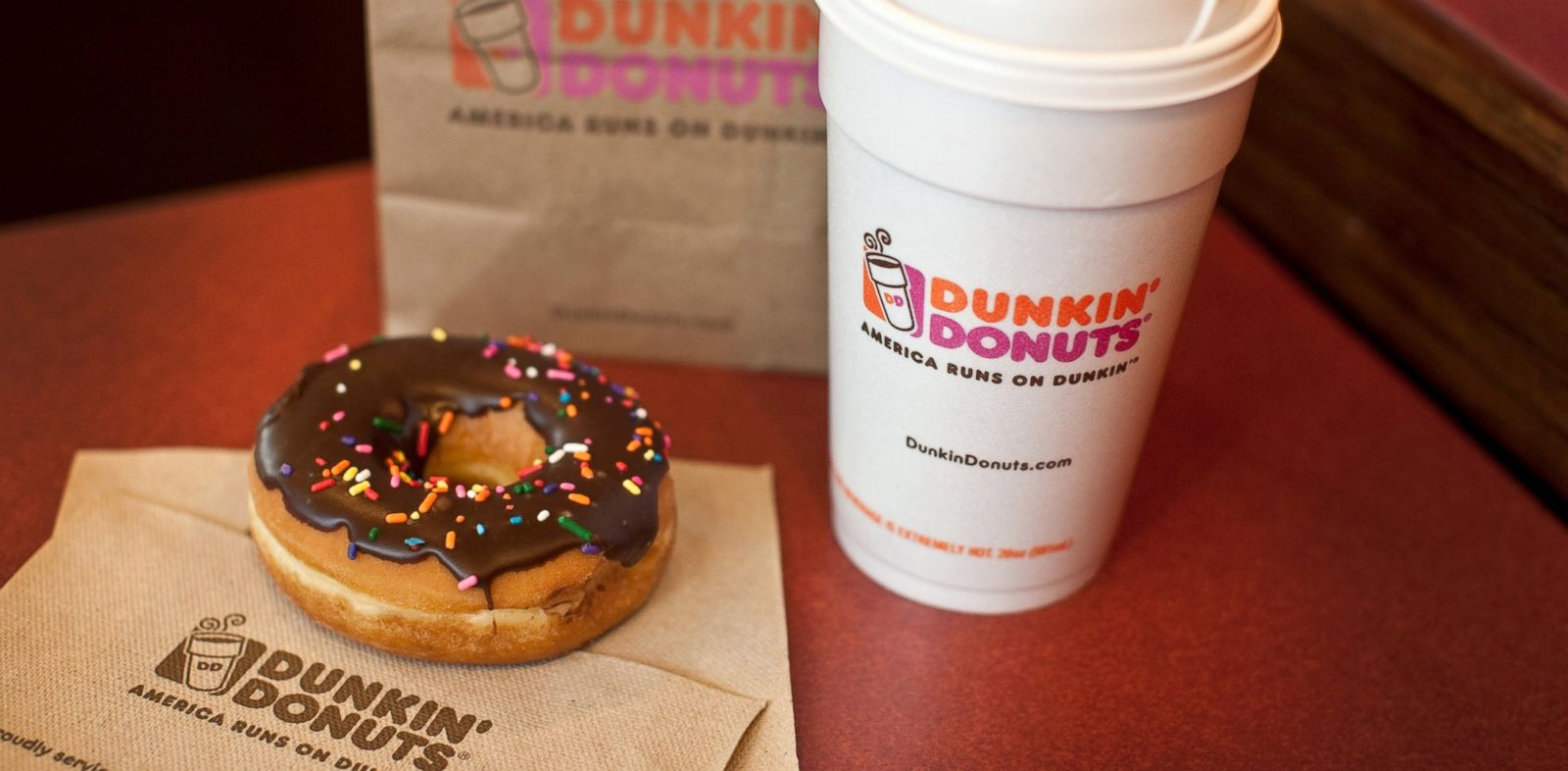 PHOTO: A Dunkin Donuts store in West Orange, New Jersey, July 7, 2011.