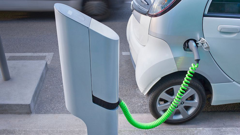 Electric Car Chargers In Ny