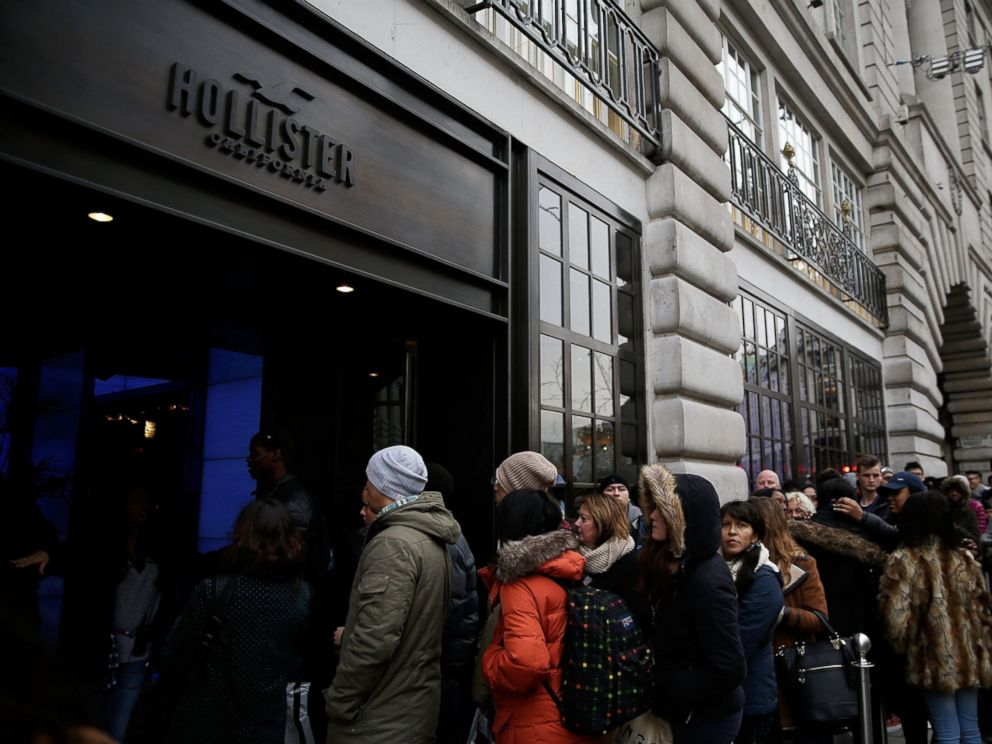 Hollister Residents Shrug at Retailer's Fake Story of ...
