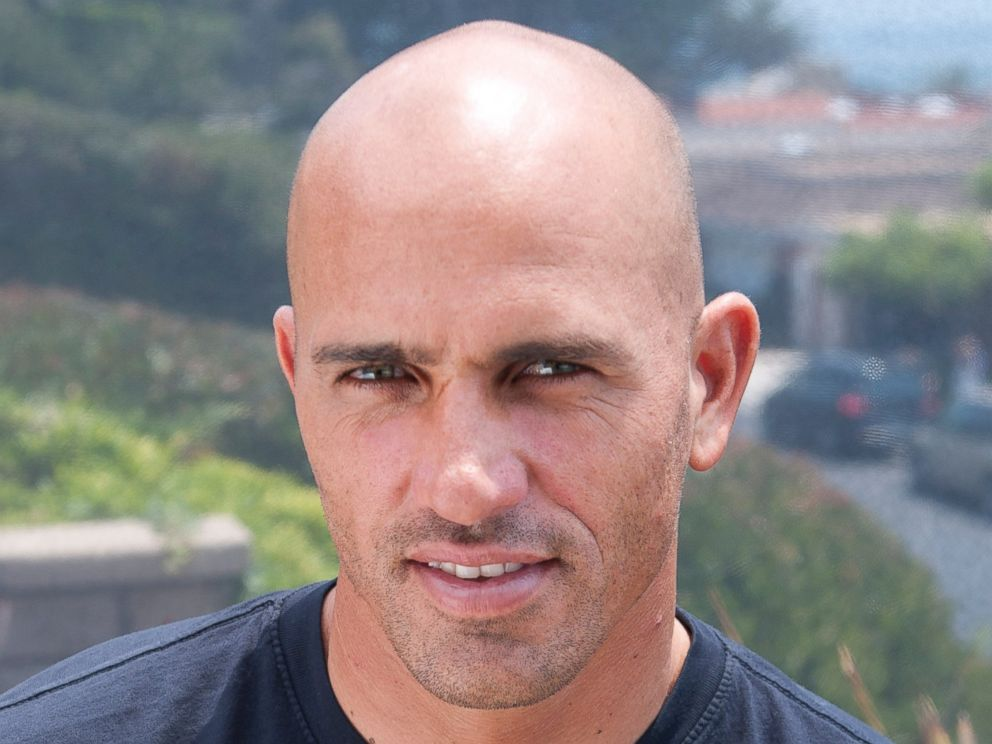 PHOTO: Pro surfer Kelly Slater attends Kelly Slater and Daphnes California Greek Launch Next Generation of Surf Stars in this July 6, 2011, file photo.