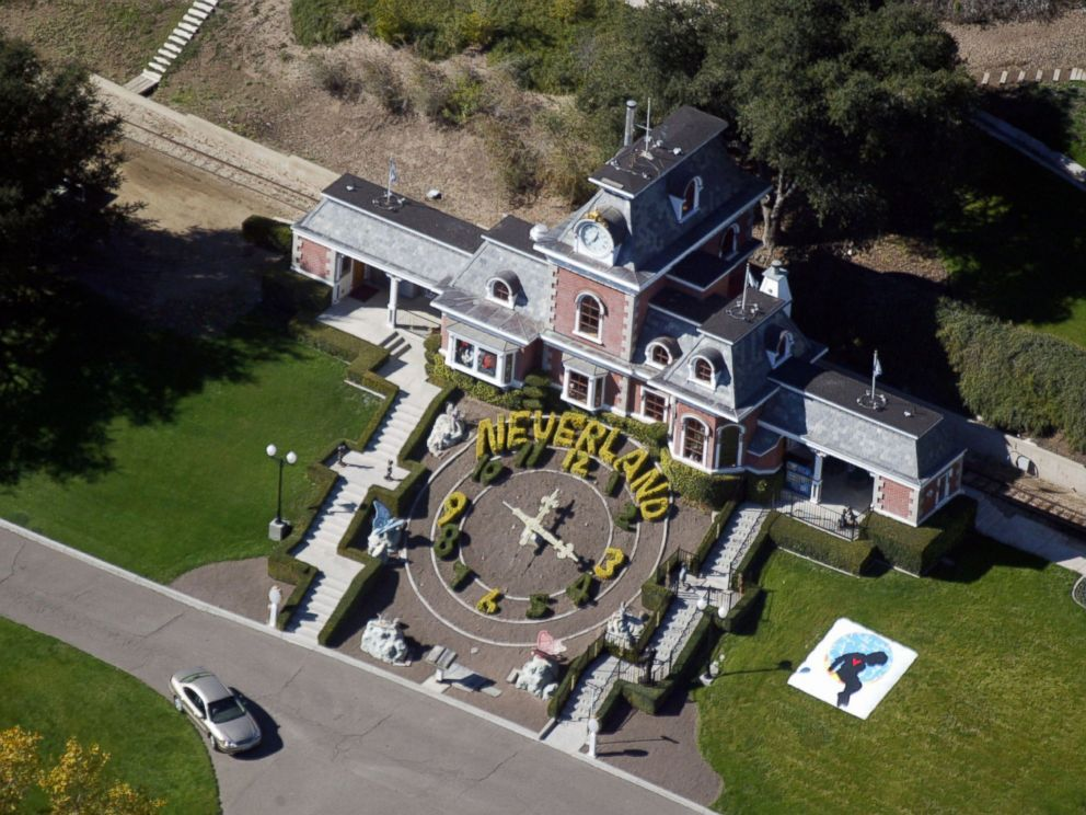 Michael Jackson's 'Neverland' Hits Market With New Name ...