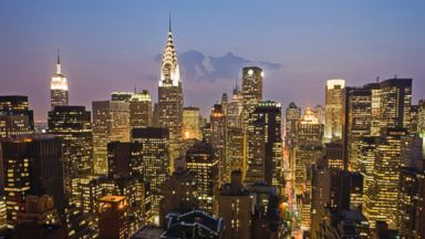 PHOTO: In this file photo, the New York City skyline is pictured.
