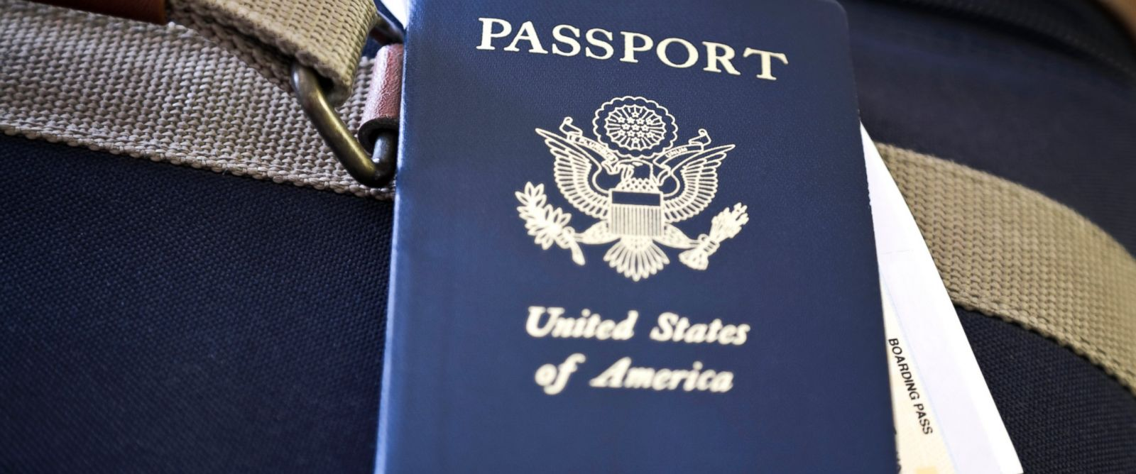 PHOTO: Use these tips to help keep your passport safe.