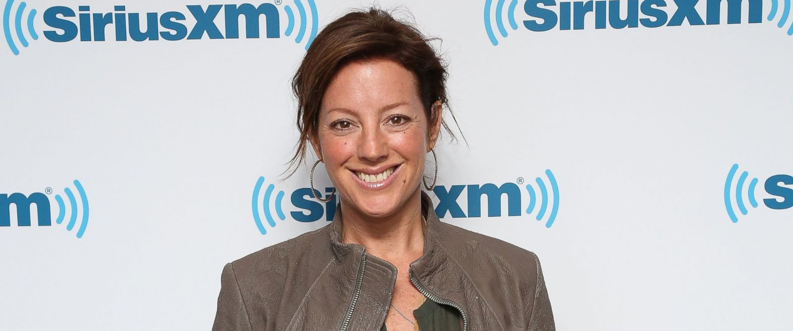 PHOTO: Sarah McLachlan visits the SiriusXM Studios, May 6, 2014, in New York City.