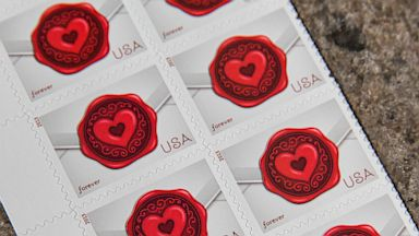 PHOTO: Stamps