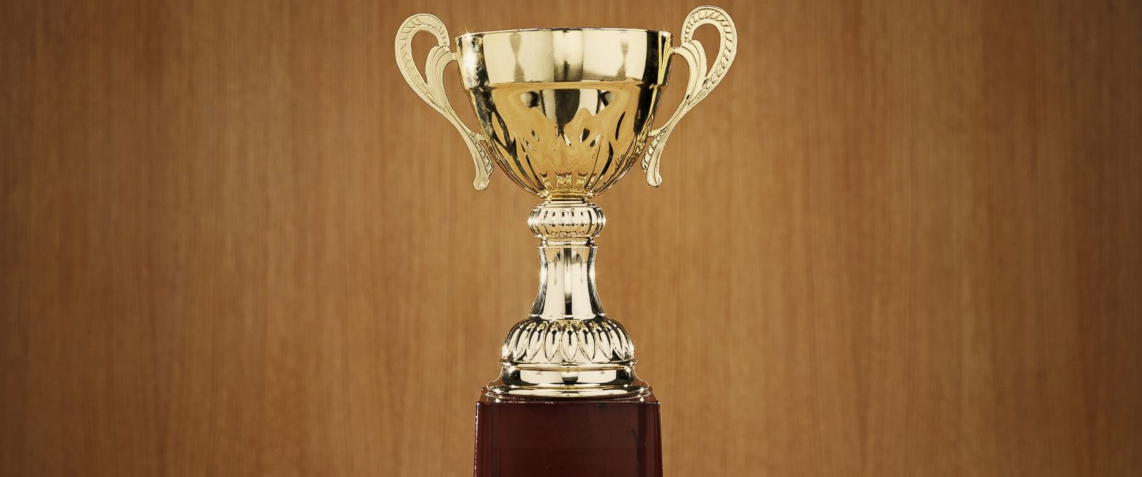 PHOTO: A trophy is pictured in this stock image.