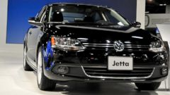 PHOTO: The 2011 Volkswagen Jetta on display, Jan. 27, 2011, at the 2011 Washington Auto Show at the Washington Convention Center in Washington.