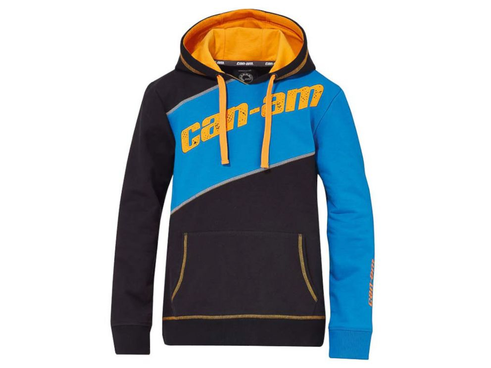 PHOTO: Can-am Kids hoodie.