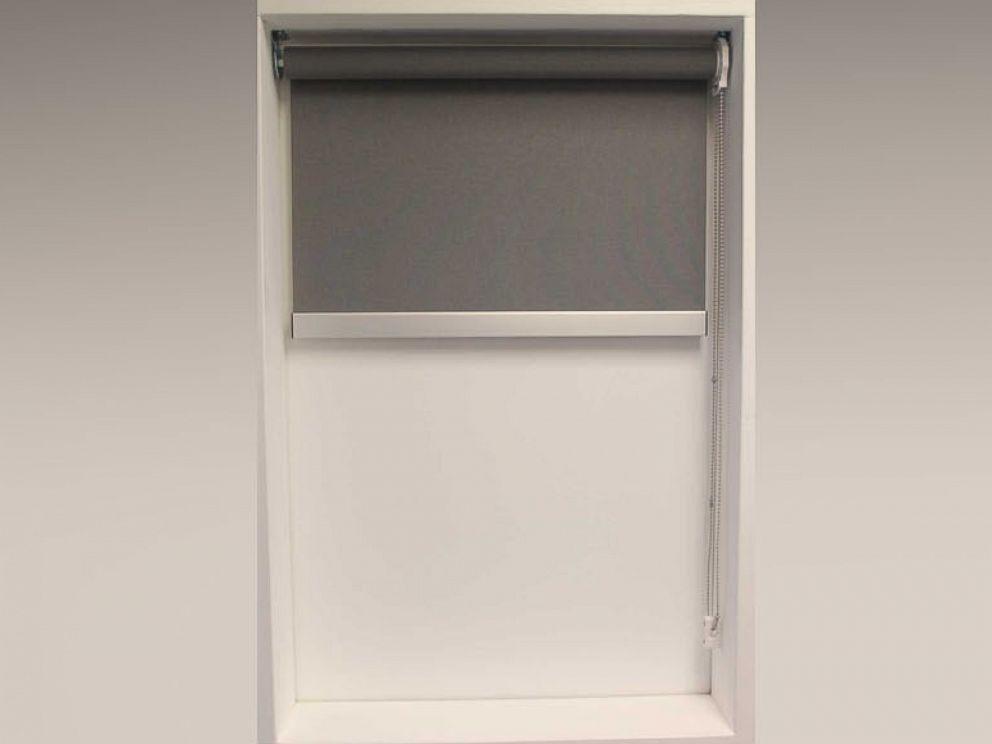 PHOTO: The WindowTex Idler Roller Window Shade.