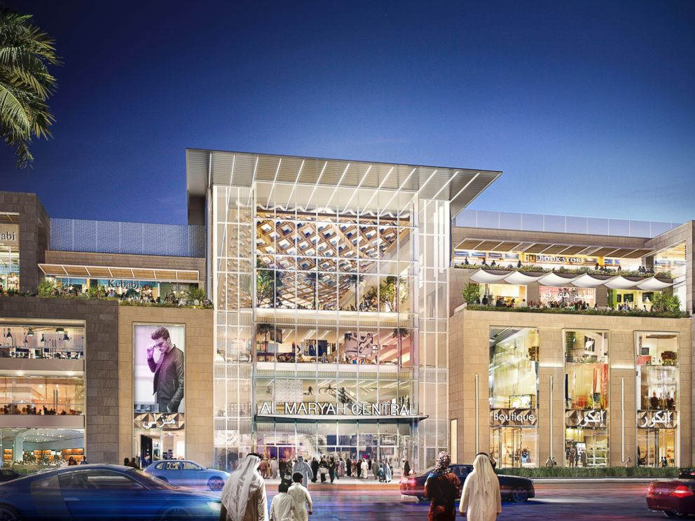 PHOTO: An artist rendering image of the Al Maryah Central in Abu Dhabi, United Arab Emirates, released by Gulf Related, Oct. 28, 2014.