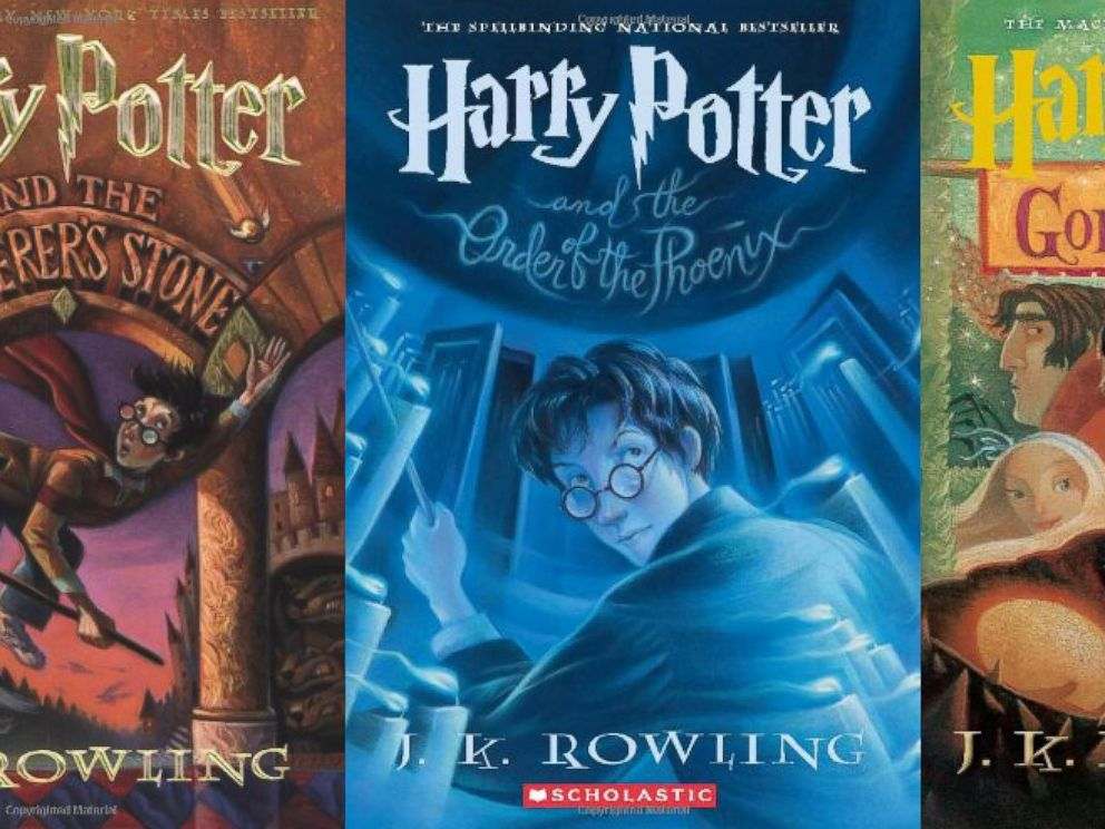 PHOTO: Amazon Prime members could receive up to 50 percent off any of the Harry Potter books on Prime Day.