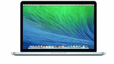 "PHOTO: The Apple MacBook Pro with 13.3"" Retina display."
