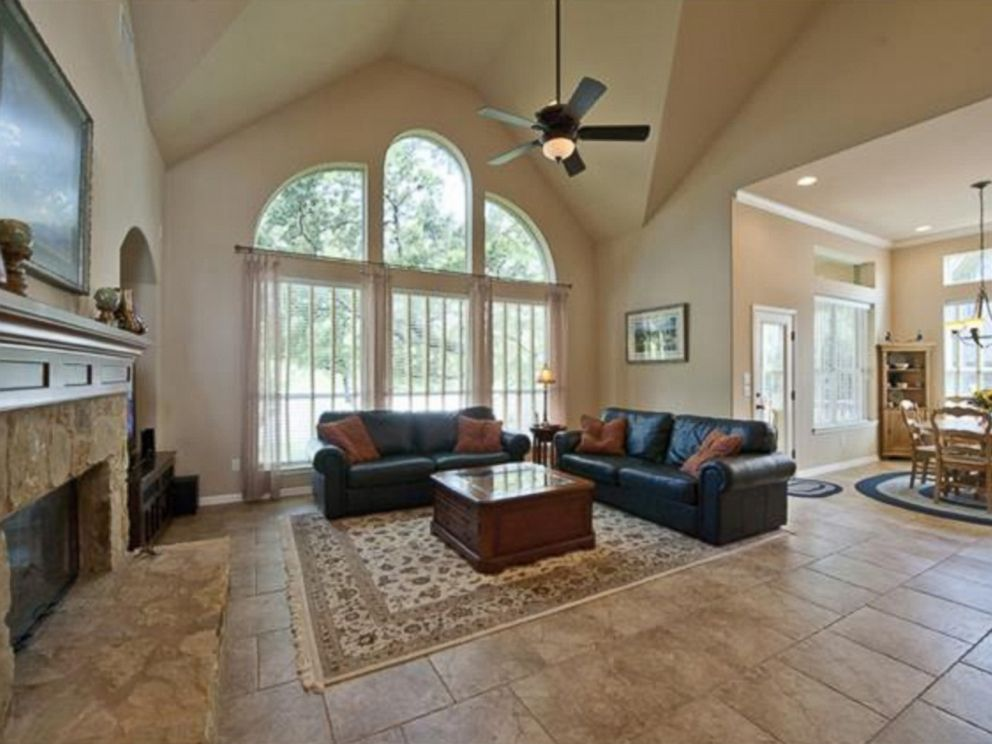 PHOTO: This six-bedroom home is in Austin, Texas.