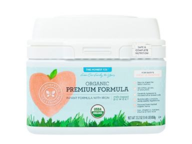 "PHOTO: A lawsuit brought by the Organic Consumers Association against The Honest Company alleges that the company is falsely representing its Premium Infant Formula as ""organic."
