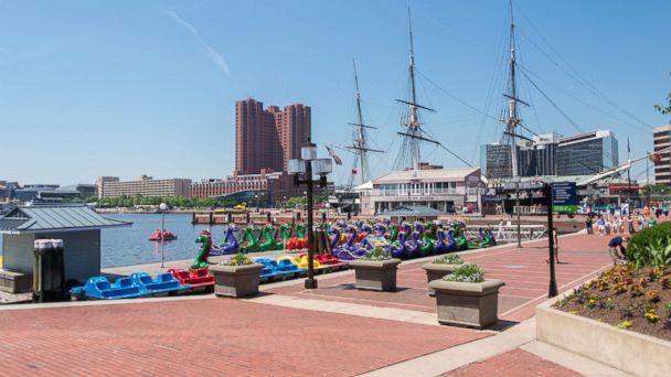 PHOTO: Baltimore