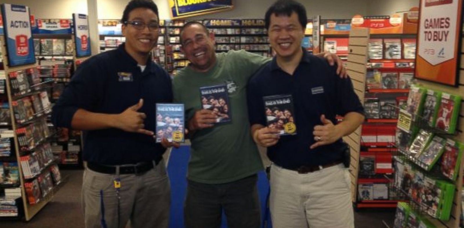 """PHOTO: The last Blockbuster rental was the film """"This is the End."""""""