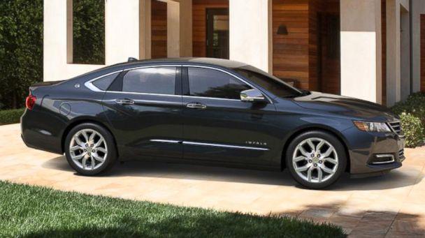 PHOTO: Chevrolet Impala LS