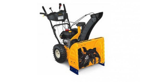 PHOTO: The Cub Cadet 31AH57S snow blower is shown.