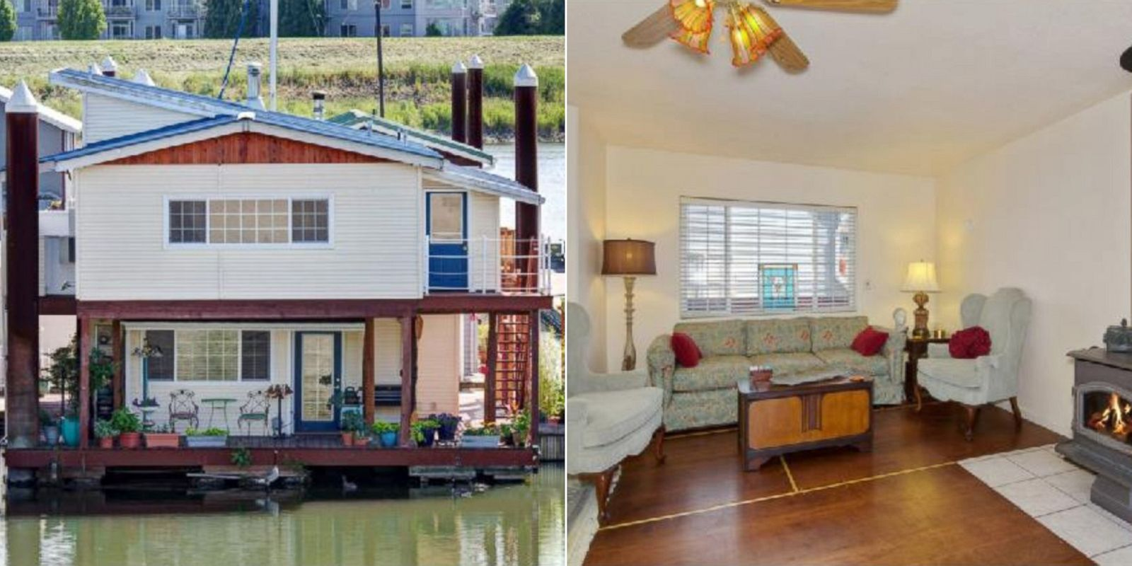 Floating homes on sale for every budget photos image 3 Floating homes portland