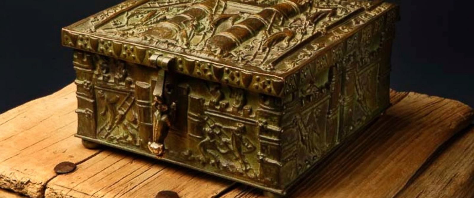 New Mexico Millionaire Lures Treasure Hunters With Hidden Chest - ABC ...