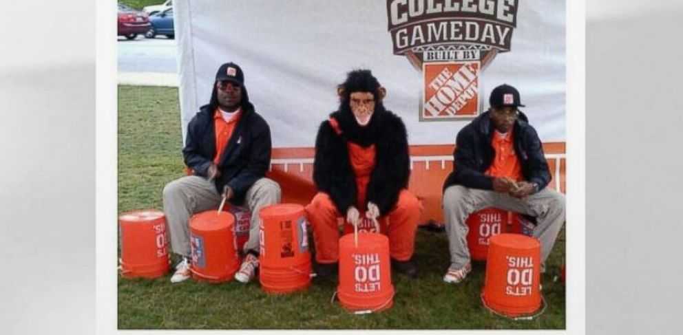 PHOTO: Home Depot apologized for a racist tweet it posted to its account on Nov. 7, 2013.