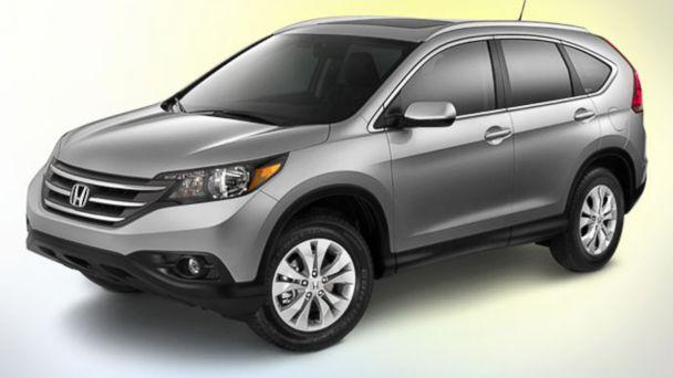 PHOTO: Honda CRV LX AWD