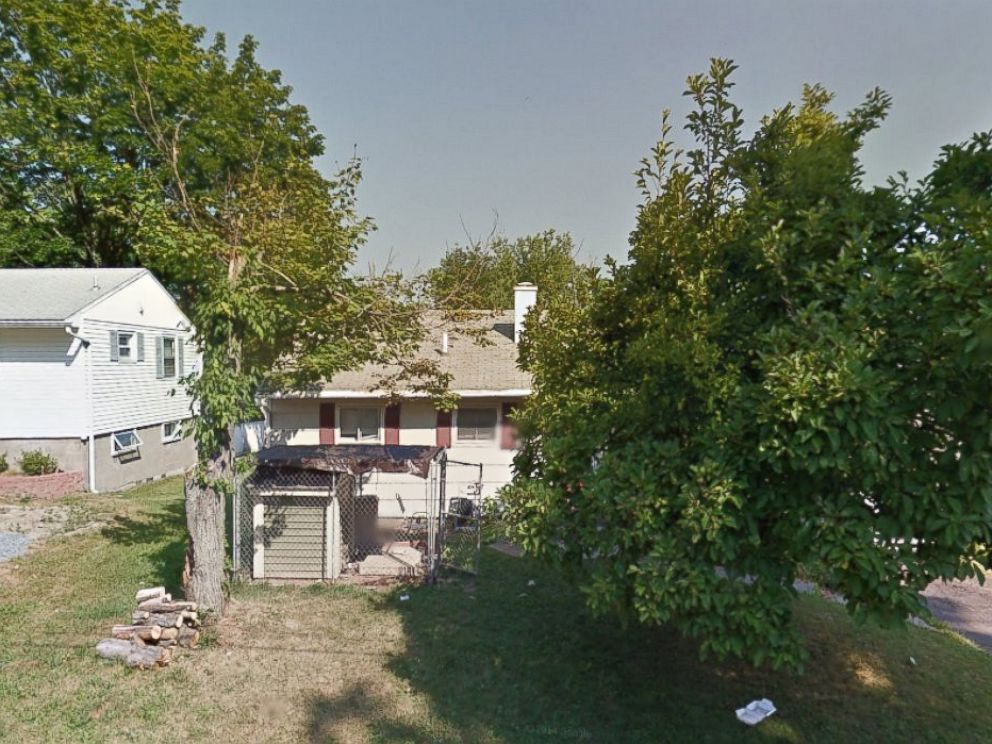 PHOTO: A woman in Middletown, New York, came home to find her house, pictured here in this Google Street view, had been razed.